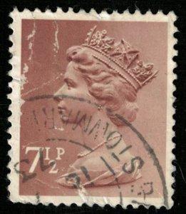 Queen, Great Britain (T-4778)