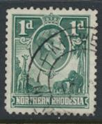 Northern Rhodesia  SG 28 SC# 28 Used - see details
