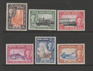 Hong Kong 1941 Centenary Fresh LMM SG 163/8