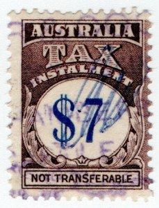 (I.B) Australia Revenue : Tax Instalment $7