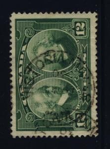 CANADA - 1930 - VICTORIA MINES / N.S. CDS ON SG 272 - VERY FINE