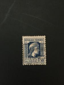 Algeria #179 used