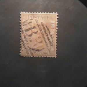 Sierra Leone 15  1876  3 pence fine used