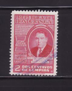 Honduras C171 U President Juan Manuel Gálvez