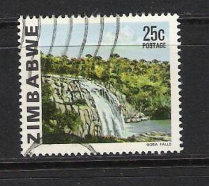ZIMBABWE 425 VFU GOBA FALLS H350