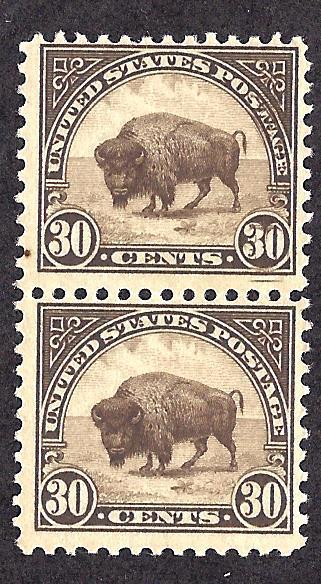 569 Mint,OG,NH... Pair... SCV $100.00