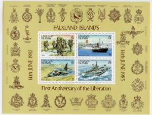FALKLAND ISLANDS SCOTT 378A