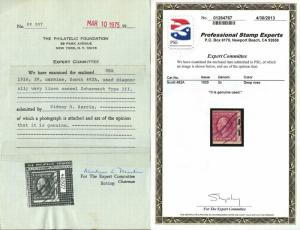 #482A SCHERMACK PRIVATE PERF (ONLY 40 KNOWN)  SOUND - PF & PSE CERTS WLM3773 JHE