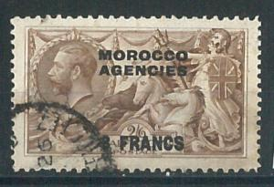 70632 -  MOROCCO AGENCIES  - STAMP : Stanley Gibbons #  225 -  Fine  USED