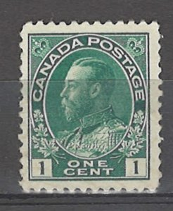 COLLECTION LOT # 3878 CANADA #104 UNG 1911 CV+$25