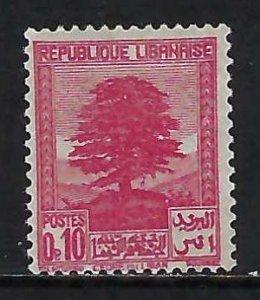 LEBANON 137 MOG M373