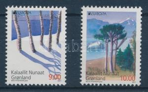 Greenland stamp MNH Europe CEPT Forests Trees WS85918