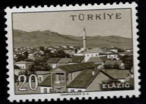 TURKEY Scott 1357  MNH** 32.5x22mm stamp