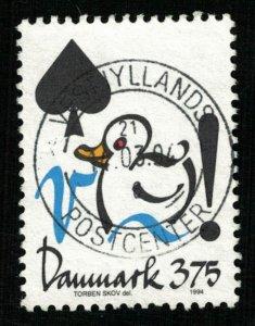 1994, Denmark, 3.75c (Т-9902)