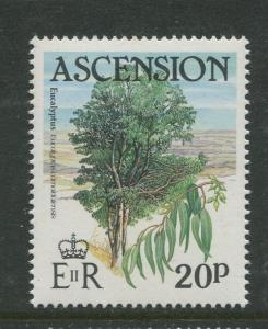 Ascension - Scott 366 - General Issue -1985 - MNH - Single 20p Stamp