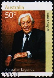 Australia. 2008 50c Fine Used