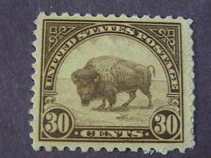 U.S.# 700-MINT/NEVER HINGED----BROWN----AMERICAN BUFFALO------1931(#B)