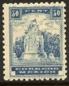 MEXICO 797, 30¢ 1934 Definitive. Monument. MINT, NH. VF.