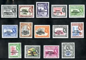 NORFORK 7-19 MNH SCV $22.85 BIN $13.50