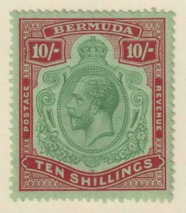 BERMUDA 96  MINT LIGHTLY HINGED OG * NO FAULTS EXTRA FINE !