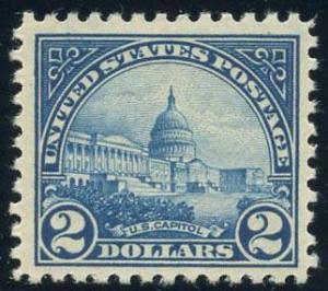 US Scott #572 Mint, VF, NH