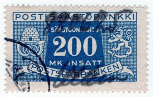 (I.B) Finland Revenue : Postal Savings Bank 200m