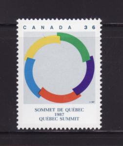 Canada 1146 Set NNH International Francophone Summit