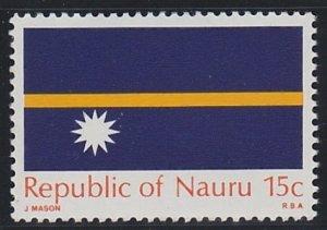 Nauru 88 MNH (1969)