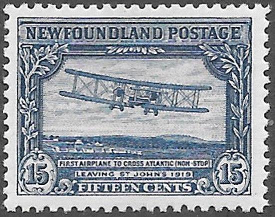 Newfoundland Scott Number 170 FVF H