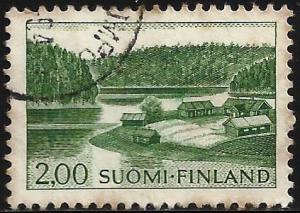 Finland 1964 Scott# 414 Used