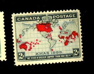 Canada #85 MINT F-VF OG LH Cat $45