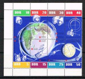 Germany DDR Mint Scott 634