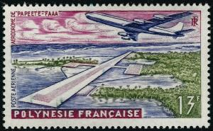 French Polynesia (Scott C28) * MNH VF*...French Colonies are Hot!