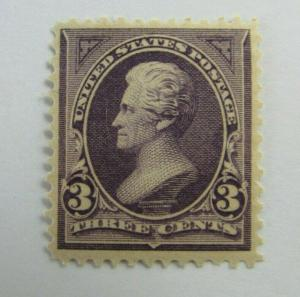 1895 United States SC #268  ANDREW JACKSON MNH stamp