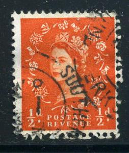 Great Britain - Elizabeth II - Scott #292 - Used