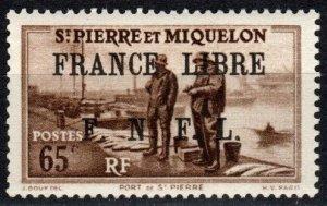 Saint Pierre And Miquelon  #235  MNH CV $25.00  (P687)