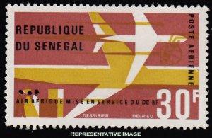 Senegal Scott C47 Mint never hinged.