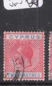 Cyprus SG 93 MNG (2dgv)
