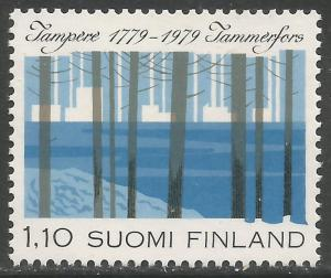 FINLAND 620 MNH I063