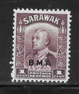Sarawak #135 MNH Single