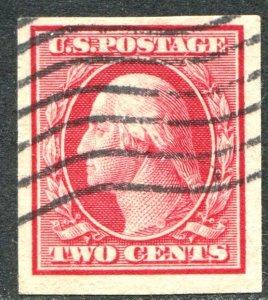 344 2c Washington Used VF