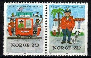 Norway #852-3 MNH CV $3.50 (Z9748)