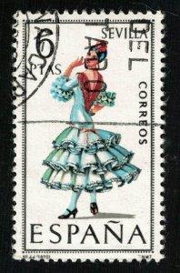 Spain, (4021-т)