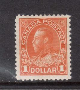 Canada #122 VF Mint