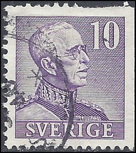Sweden #300c 1946 Used
