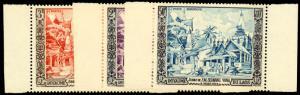 LAOS 1954 2pi-50pi ACCESSION NH #25-26 C13 CV$255.00