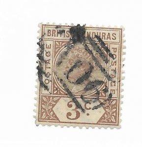 British Honduras #40 MH - Stamp - CAT VALUE $4.75