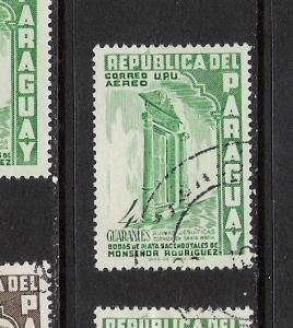 PARAGUAY C227 VFU L446 C