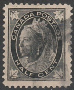 #66 Canada Used QV Leaf Issue