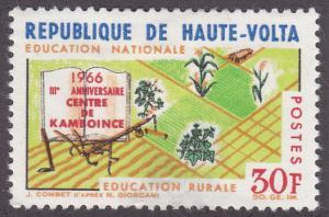Burkina Faso 172 Rural Education 1966
